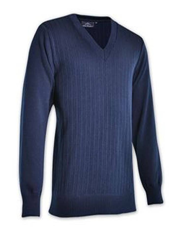 Navy Double Knit Jersey
